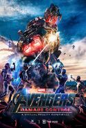 Avengers-Damage Control Poster