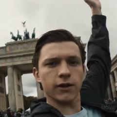 Parker graba su experiencia en Alemania.