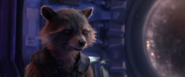 Rocket as Captain