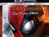 Spider-Man: Far From Home/Home Video