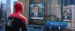 Spider-Man & Pat Kiernan