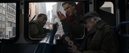Stan Lee Bus Passenger