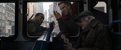 Stan Lee Bus Passenger