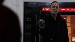 The Team Coulson Kree Orb