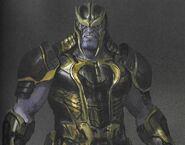 Warlord Thanos concept art 9