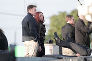 Behind the Scenes Captain America Winter Soldier 05