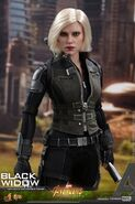 Black Widow Infinity War Hot Toys 2