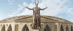 Loki-AsgardianStatue