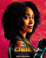 Misty Knight - Poster (LC S2)