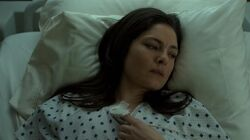 Quinn in the hospital