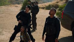 R210 Strike team Livvie hostage
