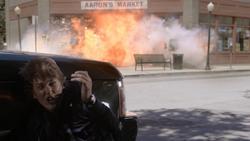Werner se alarma con la explosión