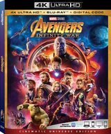 Avengers: Infinity War/Home Video