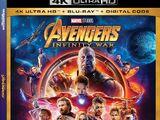 Avengers: Infinity War/Home Video