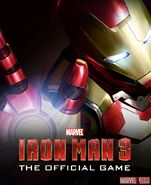 Iron Man 3 The Official Game poster