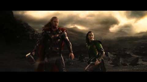 Marvel's Thor The Dark World - TV Spot 2