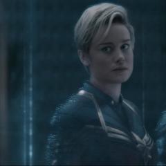 Danvers informa sobre sus misiones.
