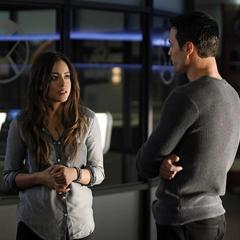 Skye se reúne con Ward.