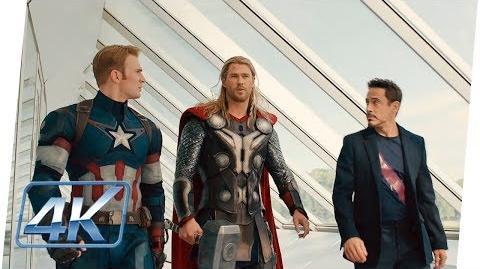 Capitán América Reúne a 'Los New Avengers' Final - Age Of Ultron (2015) Español Latino