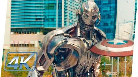 Capitán América Vs Ultron - Age Of Ultron (2015) Español Latino