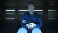 Coulson blows up ship