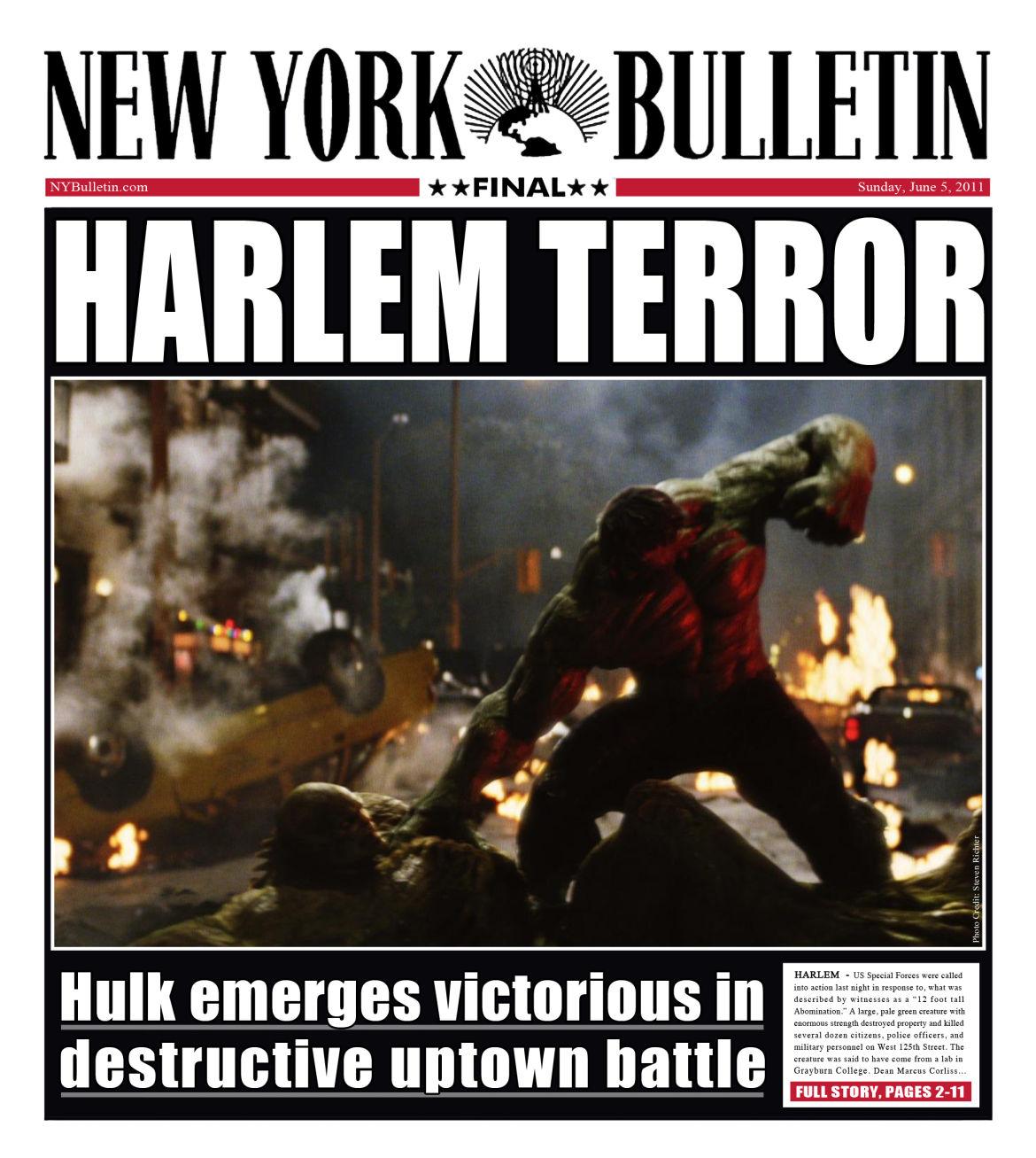 Duel Of Harlem