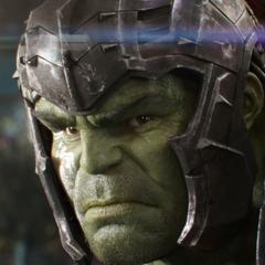 Hulk se niega a reconocer a Thor como su antiguo aliado.