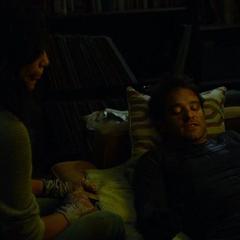 Murdock es atendido por Claire Temple.