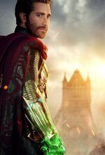Mysterio FFH Textless Poster