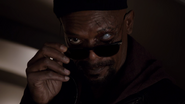 Nick Fury Both Eyes