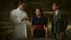 Vanko, Peggy, Jarvis.