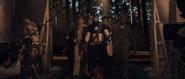 Captain America - Filming USO Propaganda
