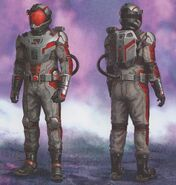 Hank Pym concept art 20