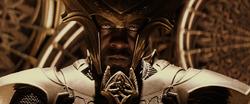 Heimdall - Activating the Asgardian Shield