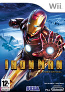 IronMan Wii FR cover