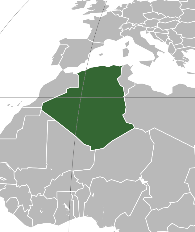 Algeria Location On World Map.Algeria Marvel Cinematic Universe Wiki Fandom Powered By Wikia
