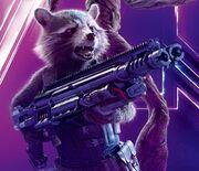 Rocket Raccoon AIW Profile