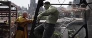 Ancient One vs Hulk