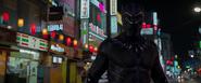 Black Panther (Busan, South Korea)