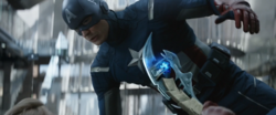 Captain America Scepter