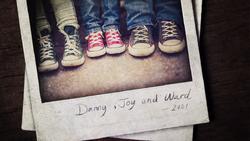 Danny Joy y Ward 2001