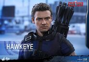 Hawkeye Civil War Hot Toys 18