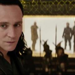 Loki durante su estancia en las Mazmorras Asgardianas.