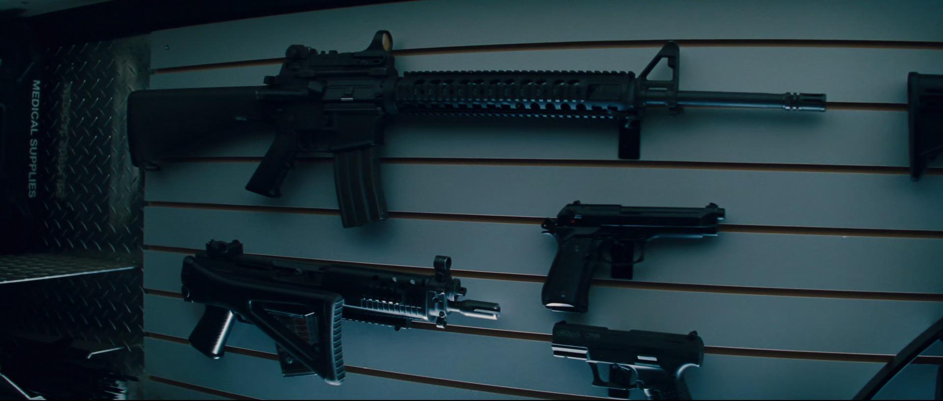 List of Firearms | Marvel Cinematic Universe Wiki | FANDOM
