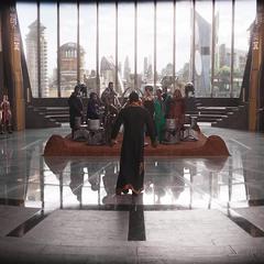 T'Challa recupera el trono de Wakanda.