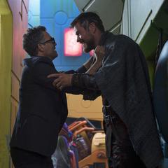 Banner y Thor idean un plan para escapar de Sakaar.