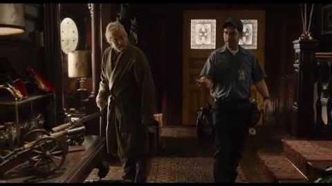 Cable Repair Deleted Scene - Marvel's Ant-Man
