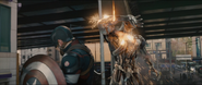 Cap vs. Ultron