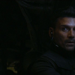 Rumlow en una misión con STRIKE, Rogers y Romanoff.