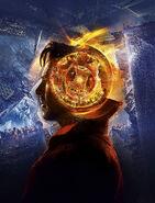 Doctor Strange Textless IMAX Poster